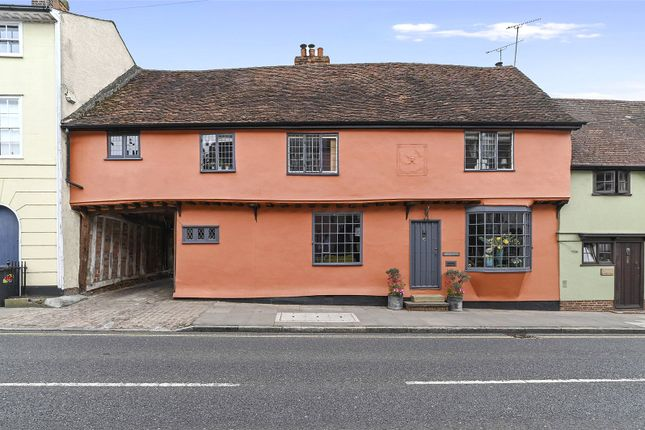 Thumbnail Terraced house for sale in Bradford Street, Braintree, Essex