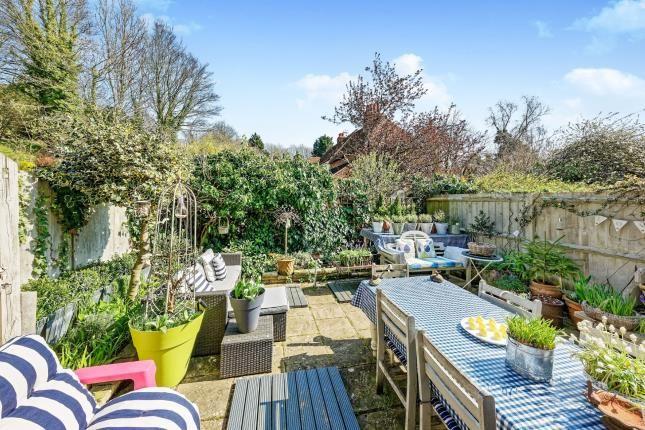 Garden of Keepers Croft, Church Hill, Harbledown, Canterbury CT2