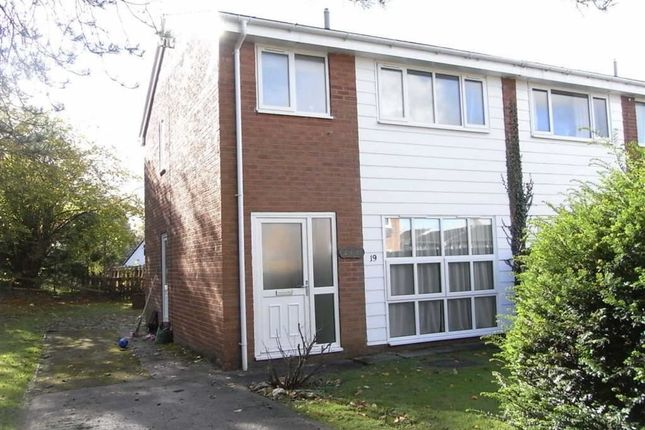 Thumbnail Semi-detached house to rent in Sycamore Drive, Chirk, Wrexham
