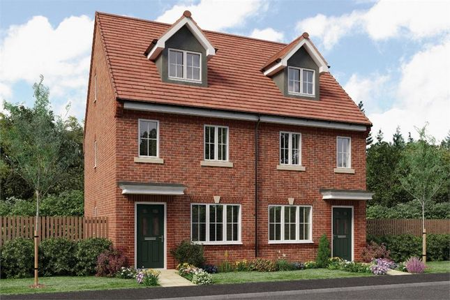 "Thumbnail Semi-detached house for sale in ""Tolkien"" at Hind Heath Road, Sandbach"