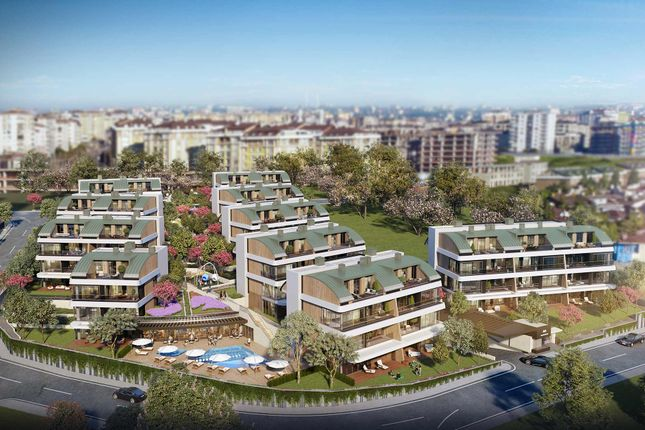 Detached house for sale in Ihome49Threeplusonedublex, Büyükçekmece, Istanbul, Marmara, Turkey