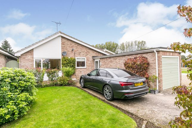 Thumbnail Detached bungalow for sale in Green Acre, Great Waldingfield, Sudbury