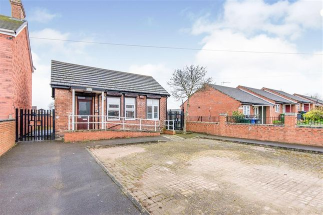 2 bed detached bungalow for sale in South Street, Highfields, Doncaster DN6