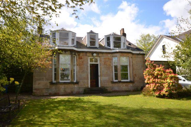 Thumbnail Detached house for sale in Partickhill Avenue, Glasgow