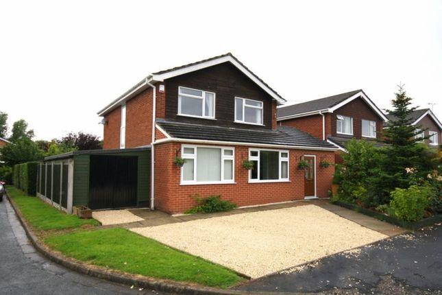 Thumbnail Detached house for sale in Weaverside, Nantwich
