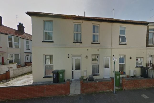 Thumbnail Terraced house to rent in Apsley Road, Great Yarmouth