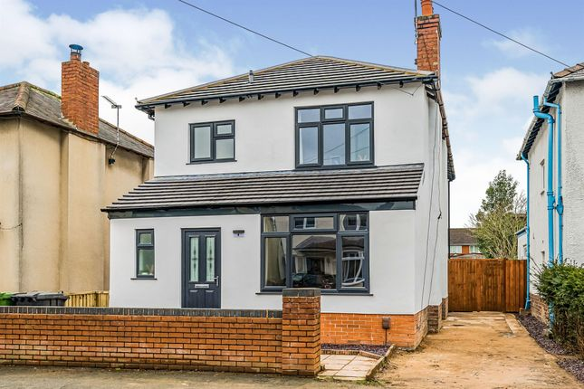 Thumbnail Detached house for sale in James Road, Kidderminster