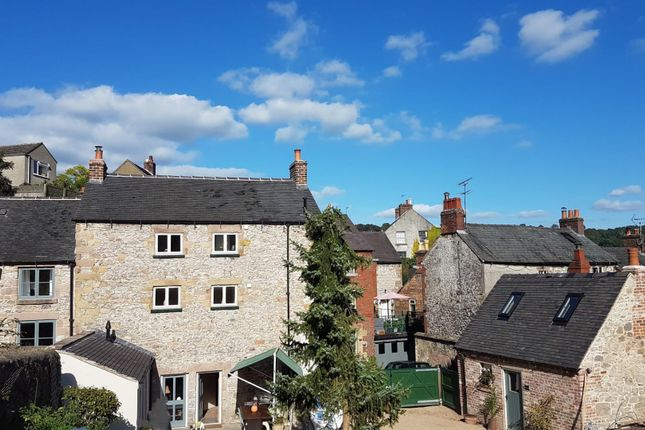 Thumbnail 4 bed town house for sale in The Dale, Wirksworth, Derbyshire
