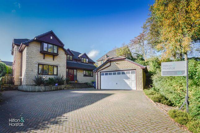 Thumbnail Detached house for sale in Hetton Lea, Barrowford, Nelson