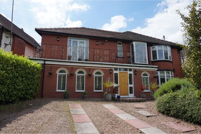 Thumbnail Detached house for sale in Higher Lane, Whitefield
