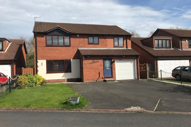 Thumbnail Detached house for sale in The Spinney, Annitsford, Cramlington
