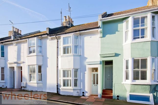 2 bed terraced house for sale in Lincoln Street, Hanover, Brighton