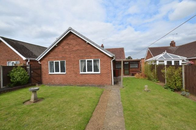 Thumbnail Detached bungalow for sale in Middleton Road, Bottesford, Scunthorpe