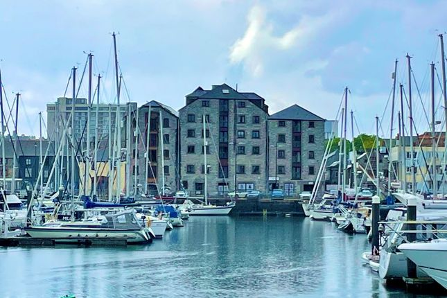1 bed flat for sale in Dolphin House, Sutton Harbour, Plymouth, Devon PL4