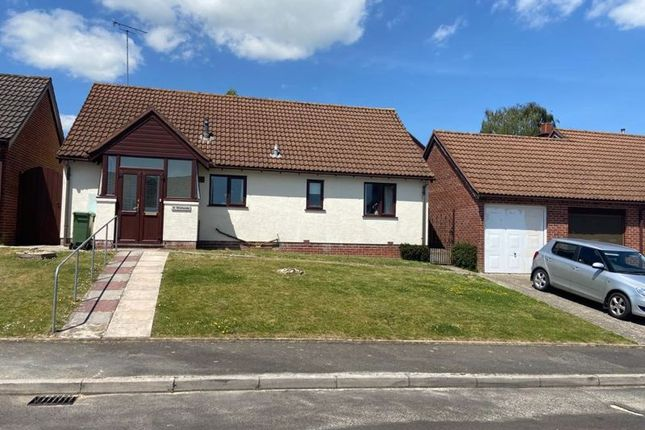 3 bed detached bungalow for sale in Kinforde, Chard TA20