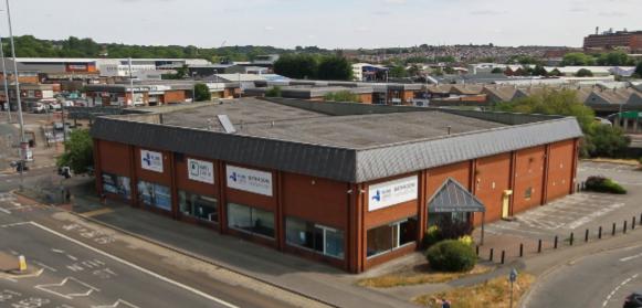 Thumbnail Warehouse to let in Benson Street, Leeds