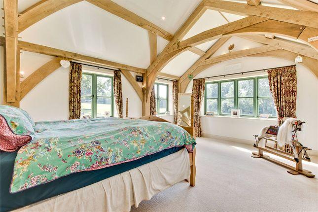 Master Bedroom of Headley Mill Farm, Standford Lane, Standford, Hampshire GU35