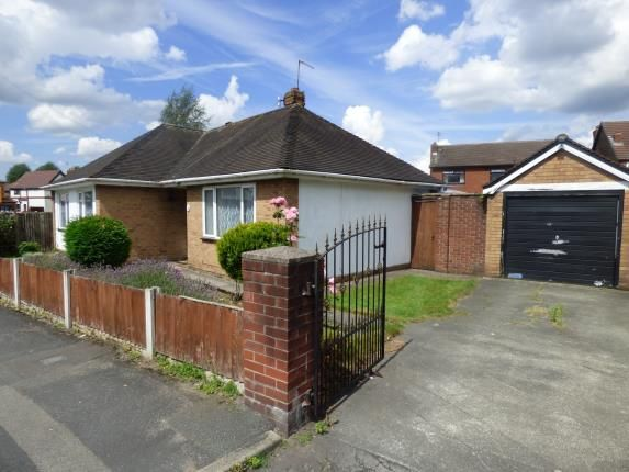 Thumbnail Bungalow for sale in Orford Green, Warrington, Cheshire