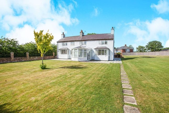 Thumbnail Detached house for sale in Eastwood House Greaves Lane, Threapwood, Malpas