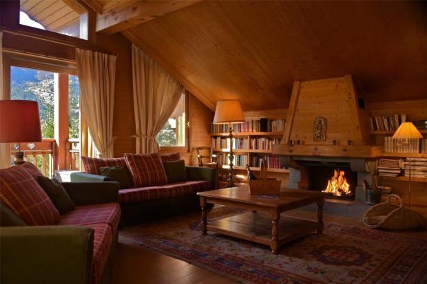 Reception Room of Méribel Sous Morel, Méribel, French Alps, 73550