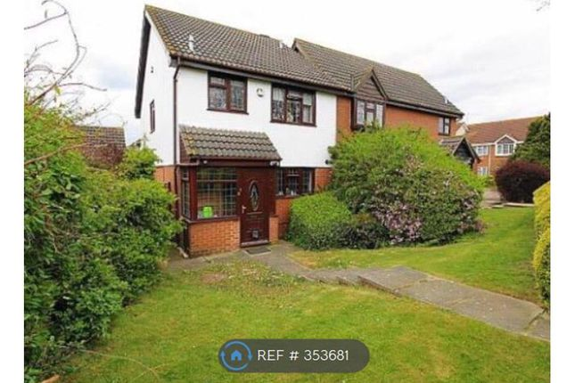 Thumbnail Detached house to rent in Hastoe Close, London