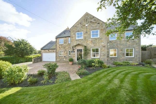 Thumbnail Detached house for sale in West Thirston, Morpeth