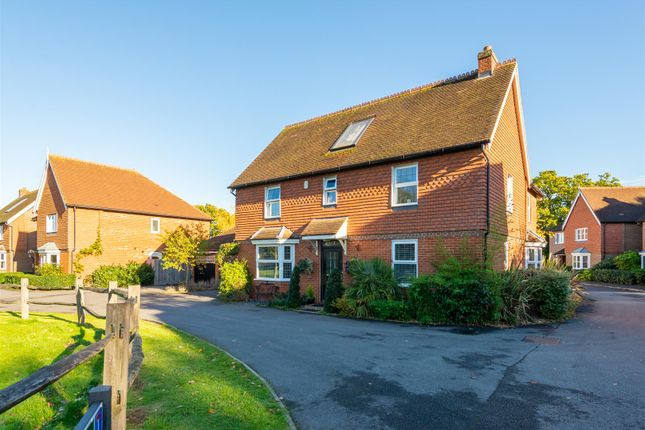 Thumbnail Detached house for sale in Meadow Way, Horley