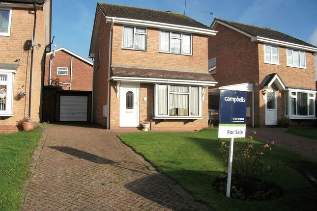 3 bed detached house for sale in Merton Road, Daventry