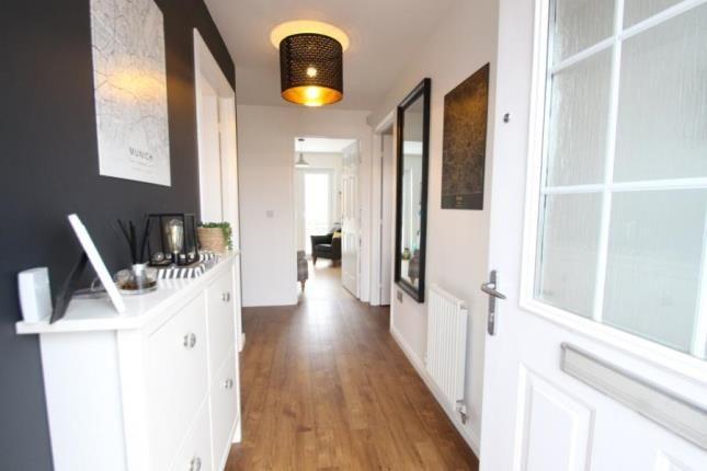 Hallway of Tansay Drive, Chryston, Glasgow, North Lanarkshire G69
