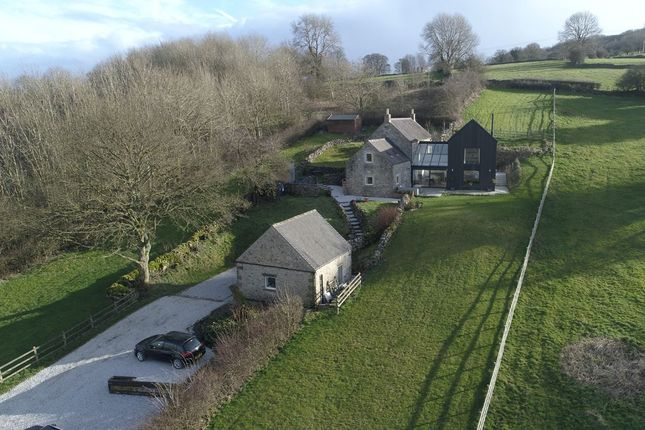 Thumbnail Detached house for sale in Snitterton, Matlock, Derbyshire