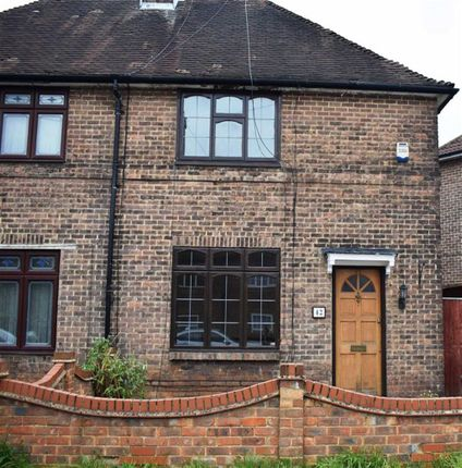 Thumbnail Semi-detached house to rent in Sandpit Road, Downham, Bromley