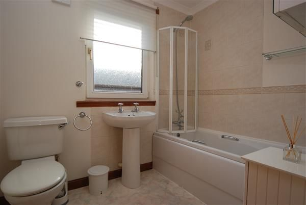 Family Bathroom: of Springvale Court, Saltcoats KA21
