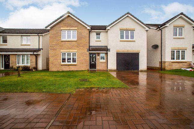 Thumbnail Detached house for sale in Eardly Court, Armadale, Bathgate, West Lothian