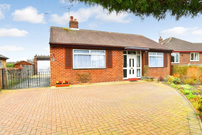 Thumbnail Detached bungalow for sale in Forest Lane, Harrogate