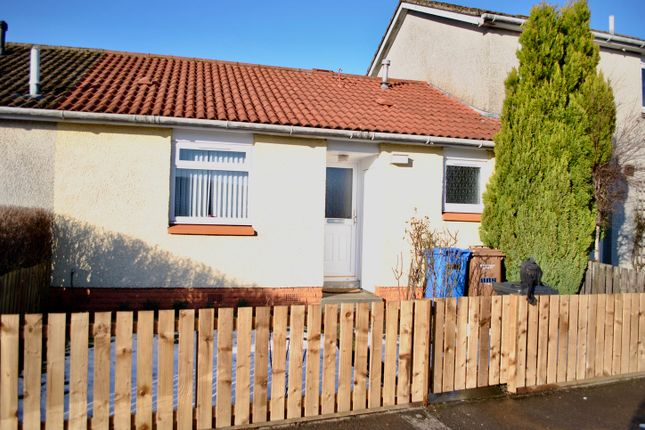 Thumbnail Terraced bungalow for sale in Fells Rigg, Livingston