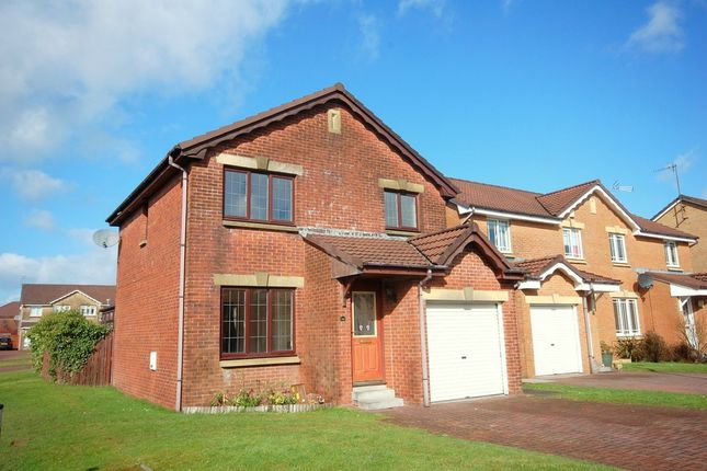 Thumbnail Detached house for sale in Mary Fisher Crescent, Dumbarton