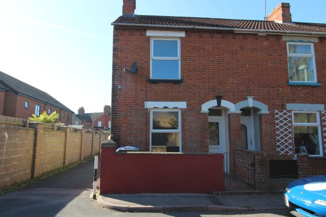 Thumbnail Terraced house to rent in Garden Villas, Royal Avenue, Lowestoft