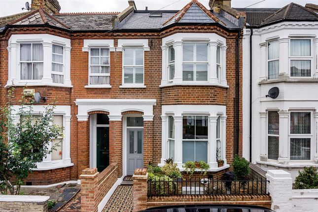 Thumbnail Flat for sale in Lysias Road, London