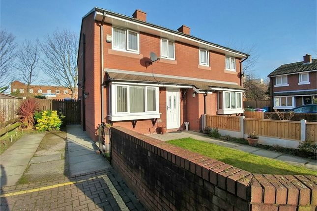 Thumbnail Semi-detached house for sale in Waldron Close, City Centre, Liverpool, Merseyside