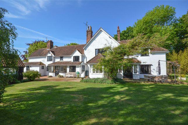 Thumbnail Detached house for sale in Henham Road, Debden Green, Nr Saffron Walden, Essex