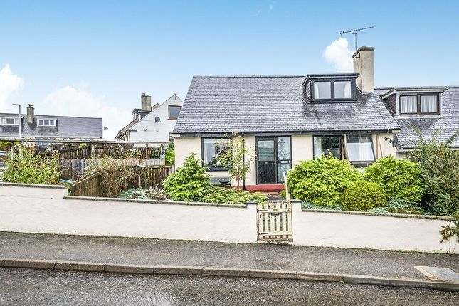 Thumbnail Semi-detached house for sale in Shillinghill, Alness