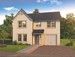 Thumbnail Detached house for sale in Calder Street, Coatbridge, North Lanarkshire