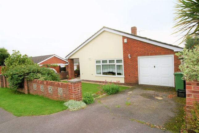 Thumbnail Bungalow for sale in Yardley Road, Hedge End, Southampton