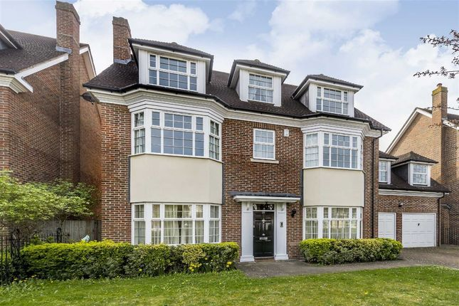 Thumbnail Detached house to rent in Chadwick Place, Long Ditton, Surbiton