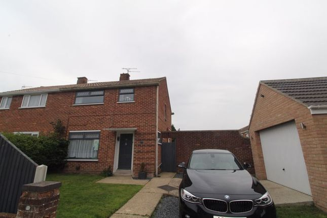 Front of Gonville Road, Gorleston, Great Yarmouth NR31