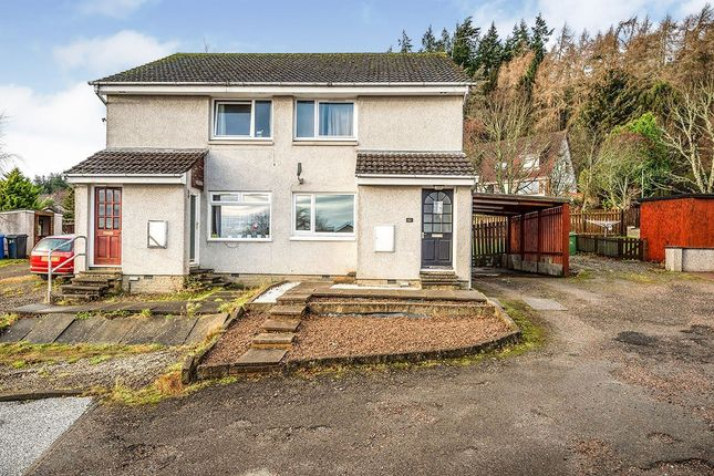 Thumbnail Flat for sale in Highfield Avenue, Inverness, Highland