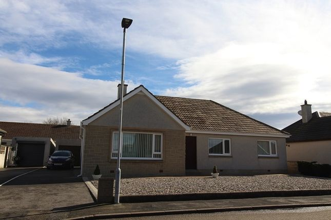 Thumbnail Detached bungalow for sale in Cameron Crescent, Buckie