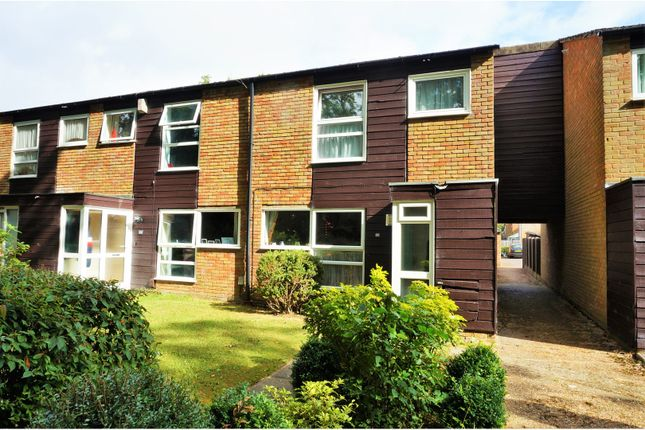 Thumbnail Terraced house for sale in Coltstead, Longfield