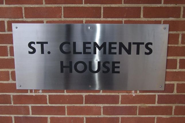 St Clements House