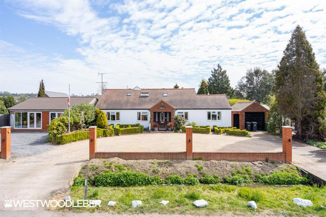 Thumbnail Detached house for sale in Netherhall Road, Roydon, Harlow